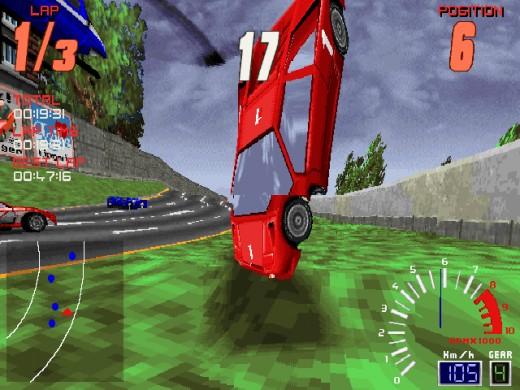 Screamer: závodní arkáda z devadesátek… GO GO GO!