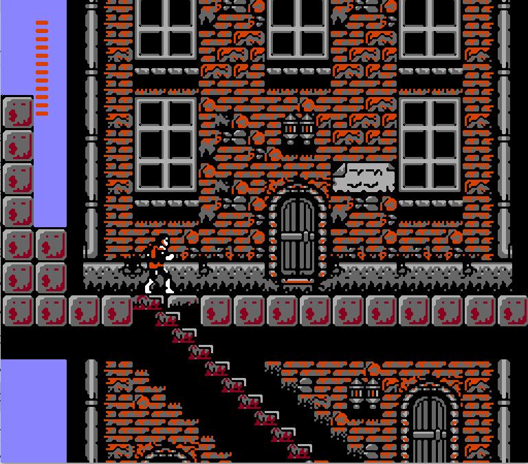 Castlevania II – takový menší experiment