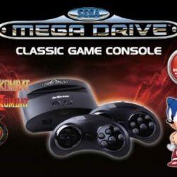 AtGames vrací konzoli SEGA Mega Drive na scénu