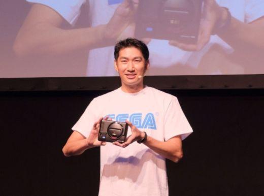 Sega Mega Drive Mini bude!