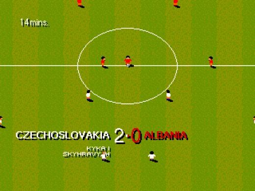 Wanted: Sensible Soccer pro SEGA Mega Drive