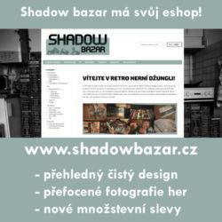Lačníte po big boxech dávných klasik? Shadow bazar spustil vlastní e-shop