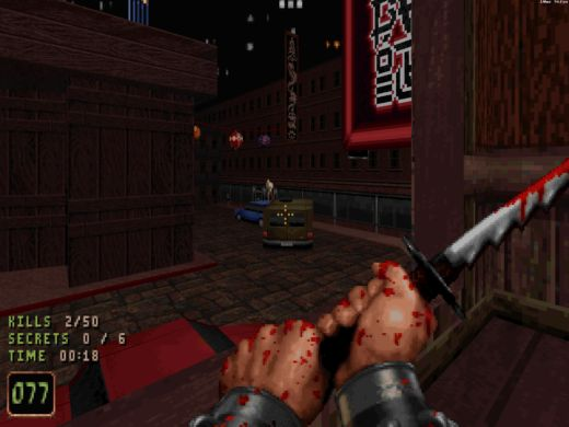 BuildGDX nyní podporuje FPS legendu Shadow Warrior