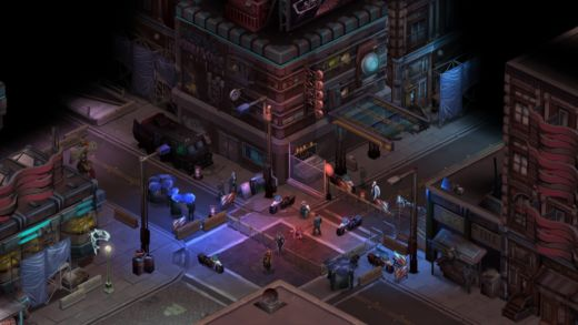 Shadowrun Returns zdarma na Humble Store (Steam)