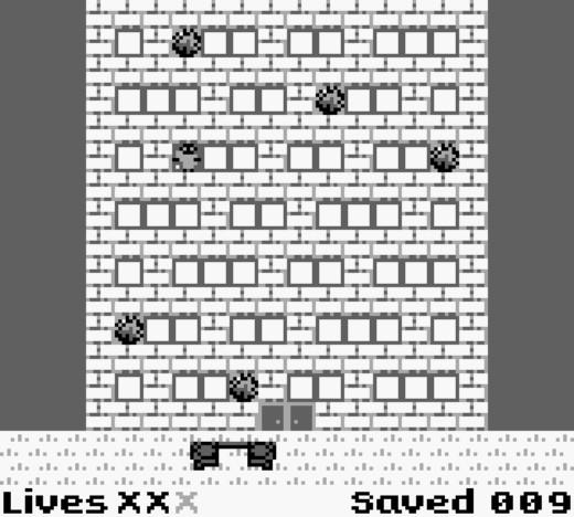 Sheep Leap, novinka pro původní Game Boy