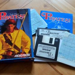 Krabice: Sid Meier's Pirates!