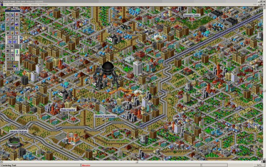 SimCity 2000 pod Windows 7 / Vista