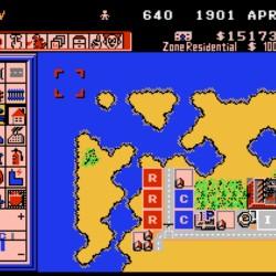 Zahrajte si nově objevený prototyp SimCity pro NES