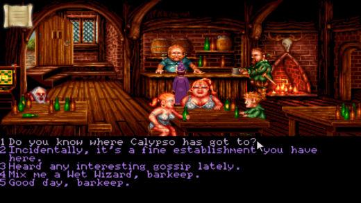 Varování – Simon the Sorcerer: 25th Anniversary Edition