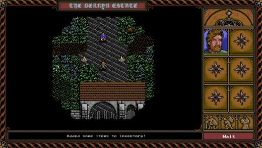 SKALD: Against the Black Priory, zahrajte si ochutnávku chystaného indie RPG