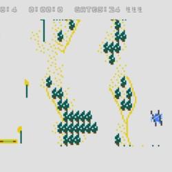 Ski-It, lyžařská novinka pro Atari 800