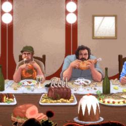 Nášup facek a fazolí v Bud Spencer & Terence Hill – Slaps And Beans 2