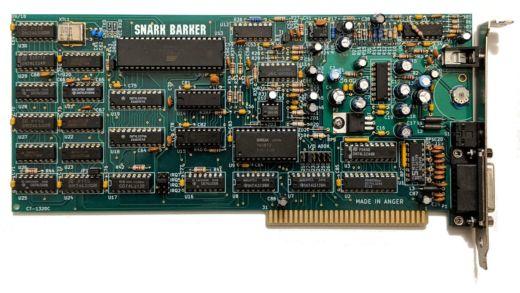 Postavte si repliku zvukové karty Sound Blaster 1.0