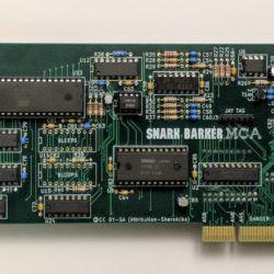 Snark Barker MCA, nová zvukovka pro IBM PS/2