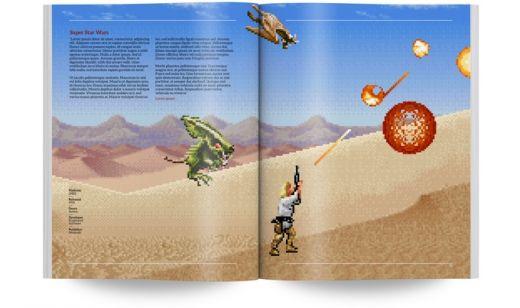 Nová knížka o konzoli SNES na Kickstarteru