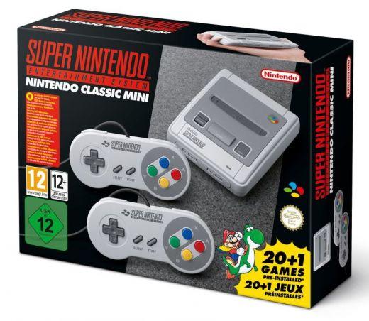 TIP na nákup: Nintendo Classic Mini SNES