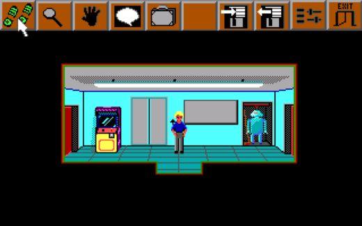 A Son of Xenon, fanouškovské předkračování Space Questu