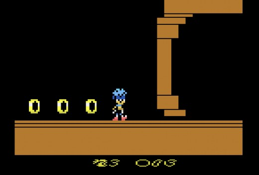 Sonic The Hedgehog míří na Atari 2600