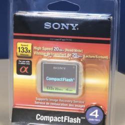 TIP na nákup: 4GB CompactFlash za 79 Kč