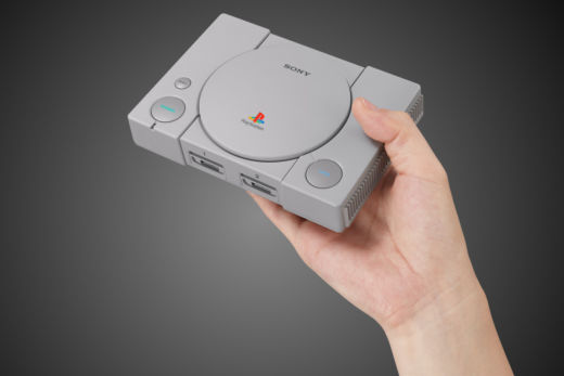 Cena konzole Sony PlayStation Classic klesla pod 900 Kč