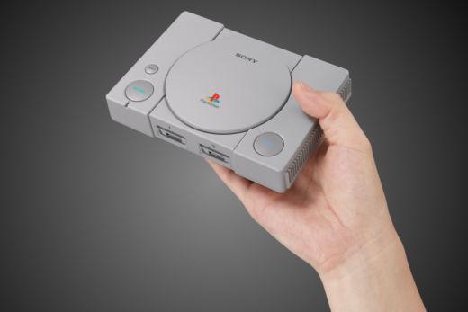 Ohlášena retro konzole SONY PlayStation Classic