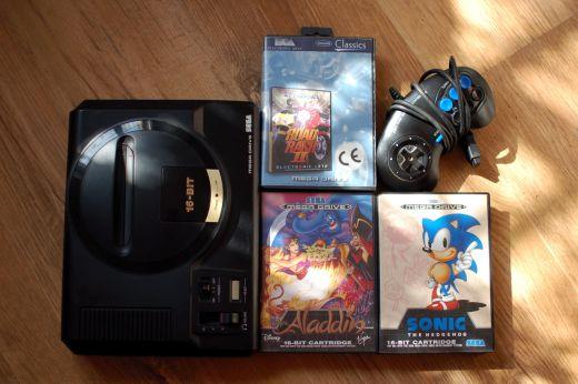 Soutěž o konzoli SEGA Mega Drive (2012)