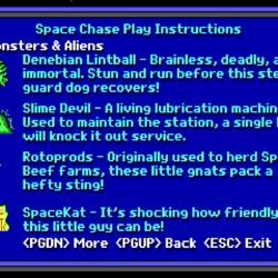 Space Chase: Duke Nukem má dvojče