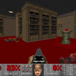 Šestiúrovňový WAD Spankraght: TSDITBOTC pro Doom 2 volně ke stažení