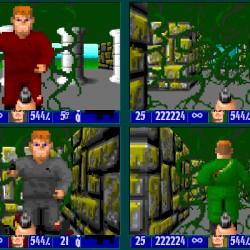 SplitWolf – Wolfenstein 3D pro 4 hráče na jednom PC