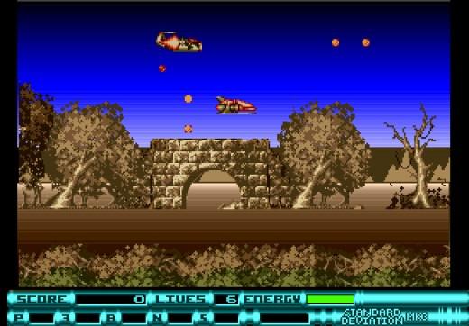 Zahrajte si Standard Deviation, nikdy nevydanou hru pro počítače Amiga