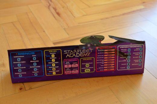 Krabice: Star Trek – Starfleet Academy
