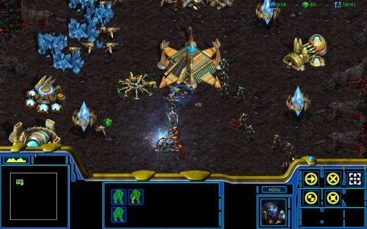 Obrazem: Starcraft Remastered