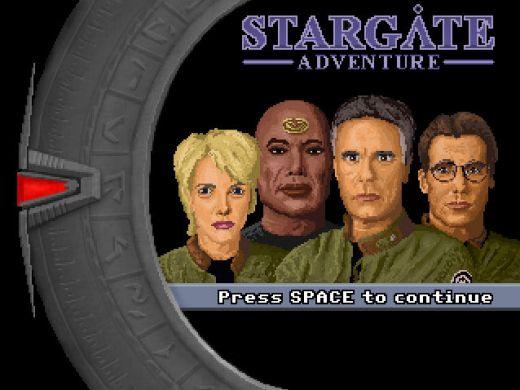 Stargate Adventure