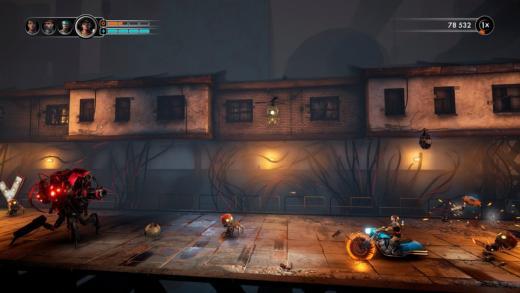 Steel Rats zdarma na Steamu i GOG
