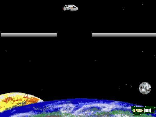 StellarRoads, zahrajte si demo novinky pro DOS