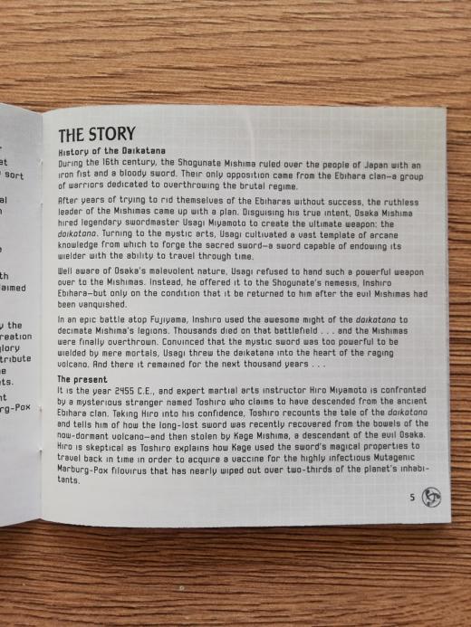 Krabice: John Romero's Daikatana