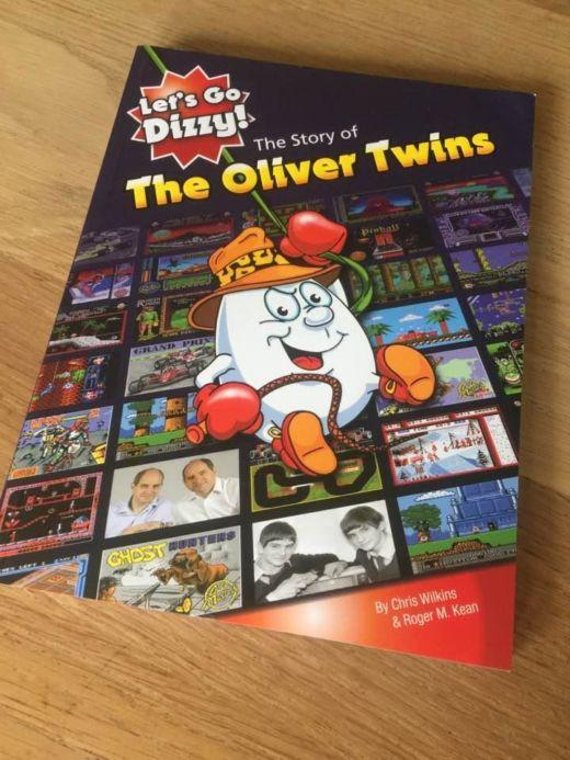 Knihy The story of the ZX Spectrum in pixels, The Little Book of ZX Spectrum Games a The Story of the Oliver Twins dočasně zdarma