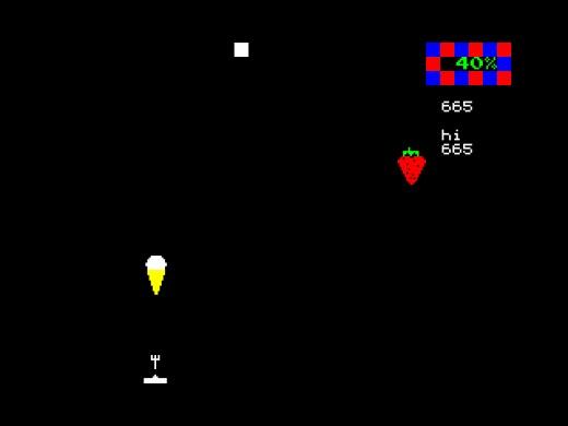 Strange Kitchen, novinka pro ZX Spectrum