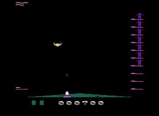 Stratovox pro Atari 2600