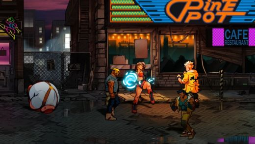 Právě vyšlo: Streets of Rage 4