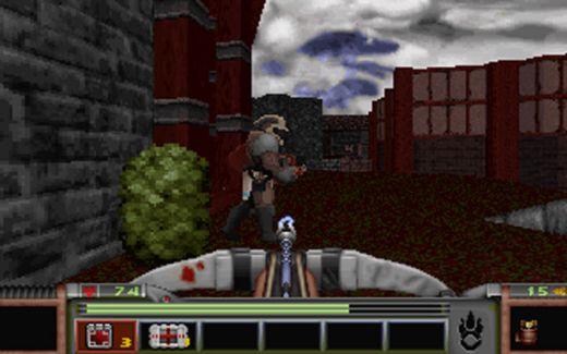 id Tech 1 – velká trojka Doom, Heretic, Hexen