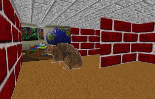 Screensaver Subterfuge: spořič obrazovky z Win9x transformován v cyberpunkovou hru