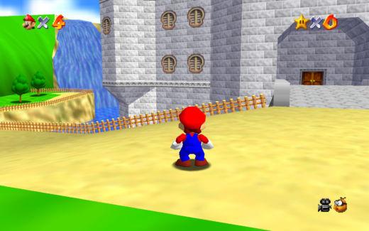 Zahrajte si hopsačku Super Mario 64 – na PC a bez emulace