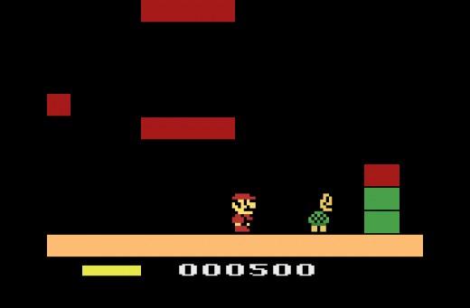 Super Mario Bros. pro Atari 2600. Nemožné? Ale kdeže…