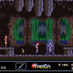 Super Thundercats, PC remake akční hopsačky ThunderCats