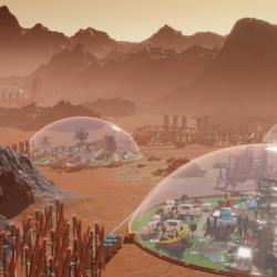 Surviving Mars Deluxe zdarma na Humble Store (Steam)