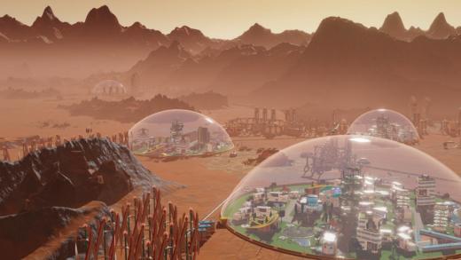 Surviving Mars zdarma na Steamu