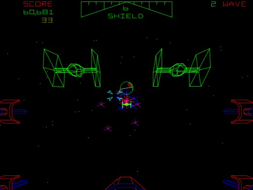 Star Wars: The Arcade Game (1983)