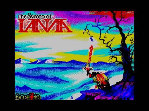 The Sword of Ianna, novinka pro ZX Spectrum / MSX2 i se zdrojáky