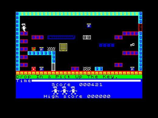 Takeout Freakout, novinka pro ZX Spectrum